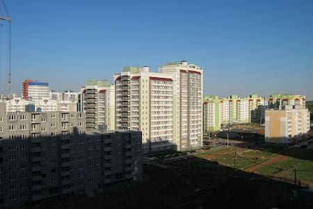 Квартира - 基洛夫 - 公寓