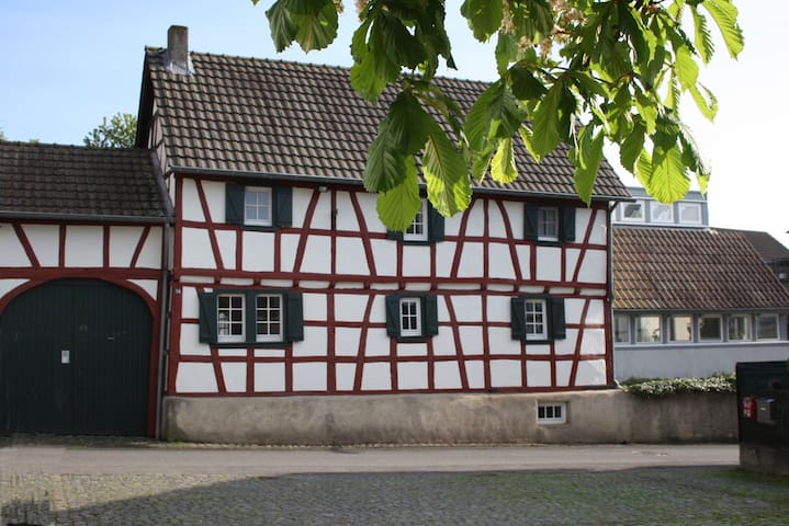 Idyllic countryside farmhouse 4-7 p - Bad Neuenahr-Ahrweiler - บ้าน