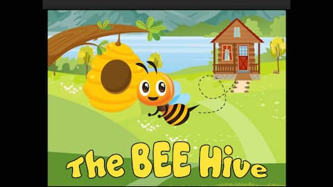 The Bee Hive - Brand new construction!