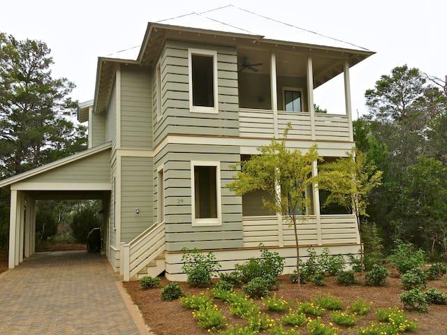 SunCats Beach House - Santa Rosa Beach - Huis