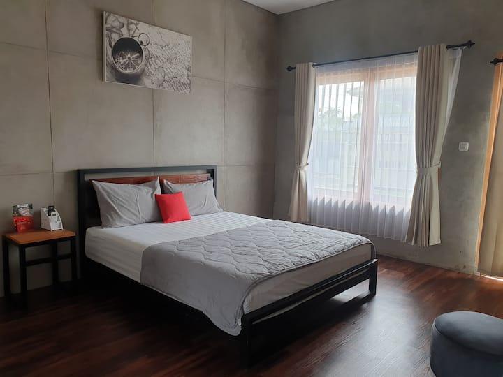 Kamar nyaman dekat Lombok Epicentrum Mall
