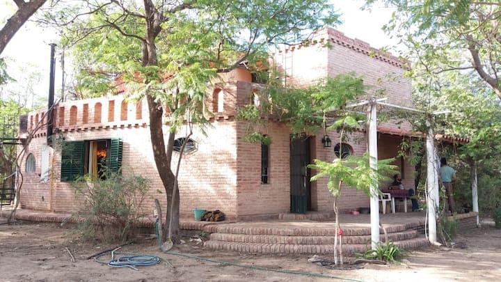 Casa de Campo Wiracocha, silencio y armonía