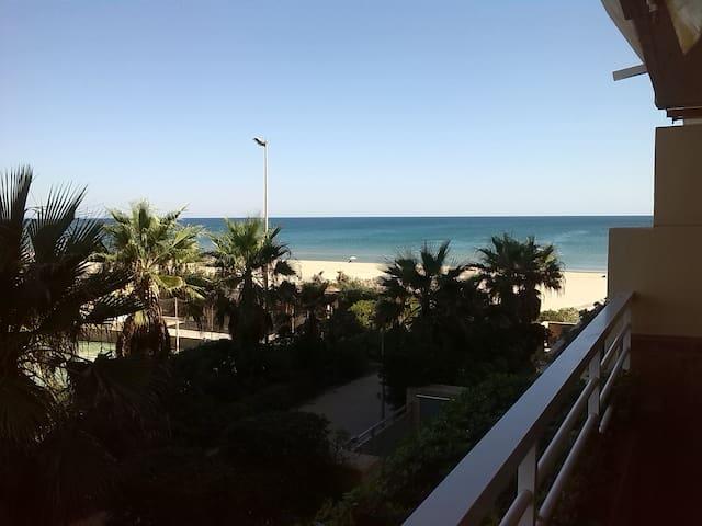 Apartamento tranquilo frente al mar - Valencia - Apartment