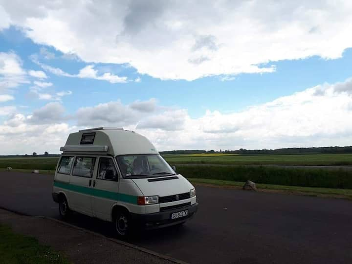 VW T4 Westfalia with all commodities