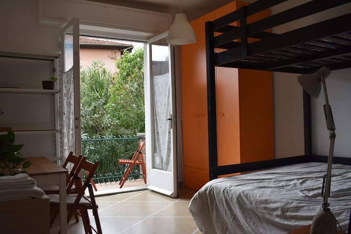 Cozy shared apartment close to the Leaning Tower