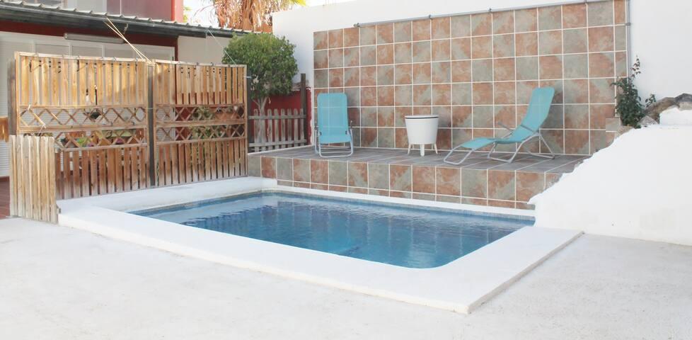 Apartamento con piscina privada en Candelaria!