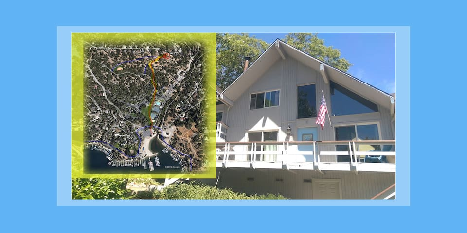 Lovely Condo/Cabin by Tavern Bay-walk to the lake - Lake Arrowhead - Huoneisto
