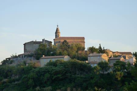 Cottage in Provence Mont Ventoux  - Crillon-le-Brave - Huis