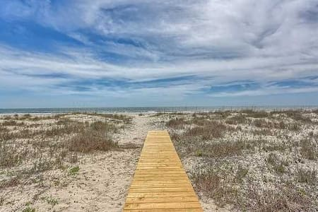 Lowest-priced Gulf Front Home. Pet Friendly Beach! - Port Saint Joe - Casa