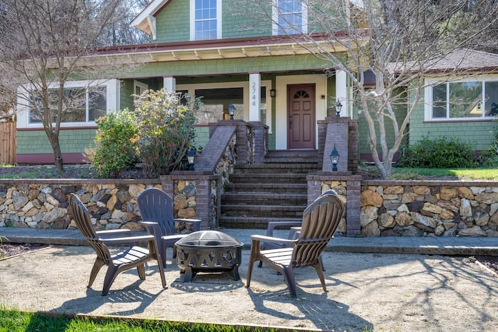Historic Craftsman with Outstanding Location!