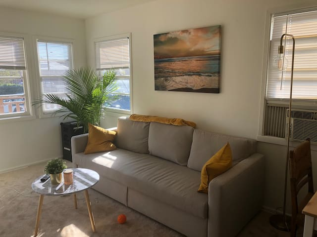 Cozy apartment in the heart of Noho Arts District