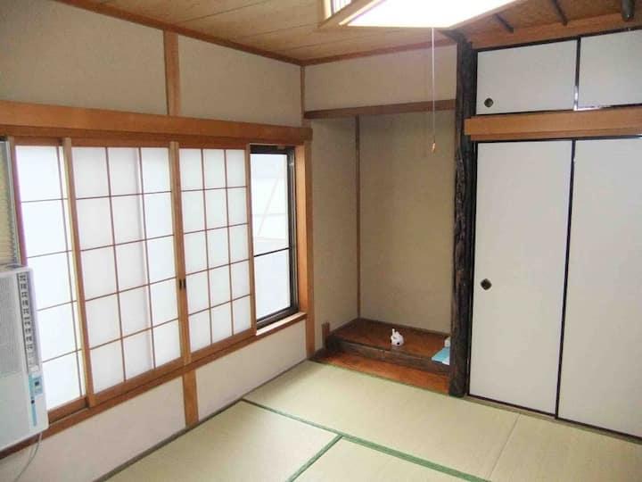 2min JR station! 7min bamboo forest! TATAMI room!