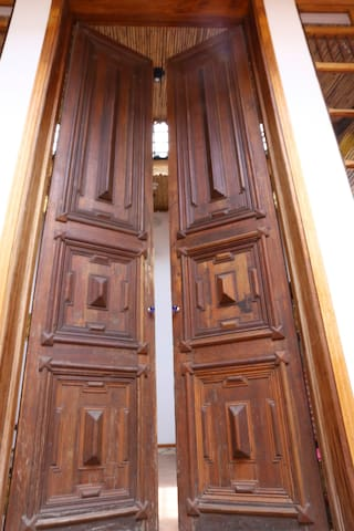 Gorgeous house in historical center, room or apt - Bogotá - Haus
