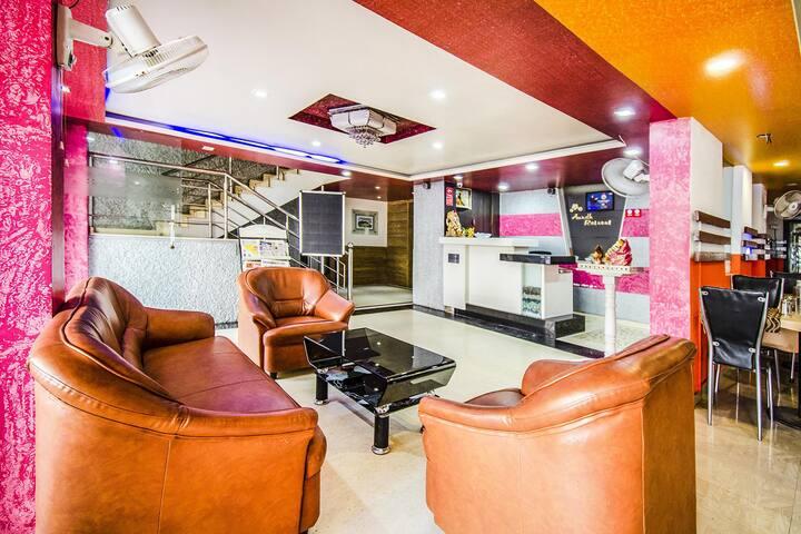 Premium Stay Near 9 km from Pune Railway Station