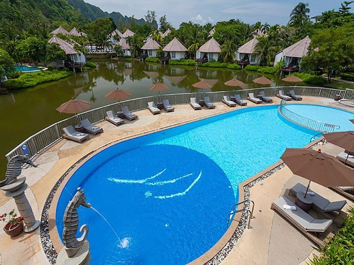 Superior Room - The Verandah - Ao Nang With Breakfast