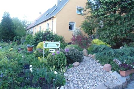 Stilvolle Ferienzimmer in altem Winzerhaus - Nünchritz