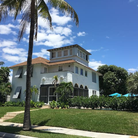Modern Palm Beach Getaway Home - West Palm Beach - Huis