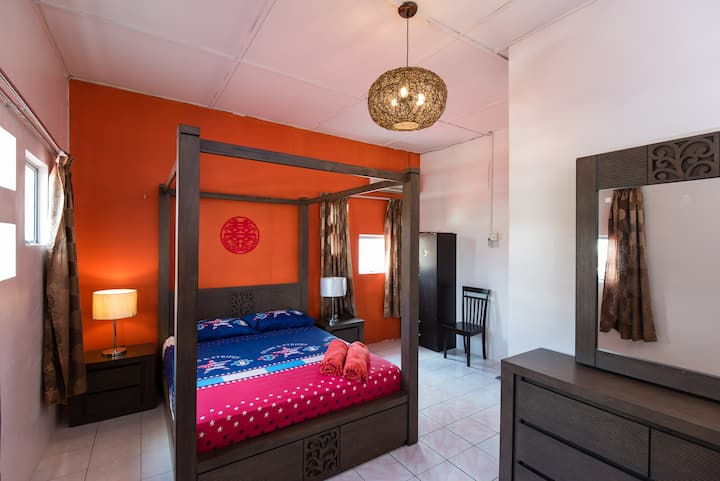 Baliness Vacationstay House in Seri kembanga 15pax