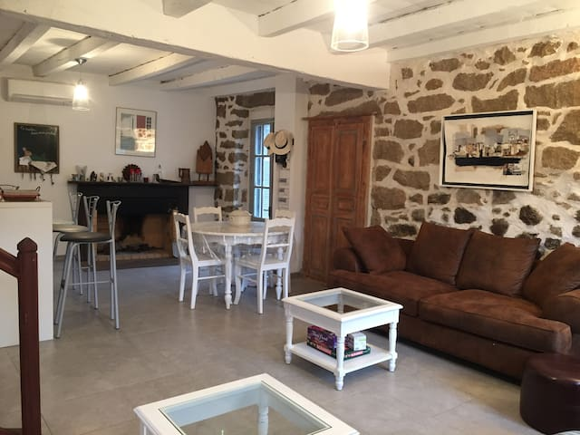 Maison + parking Piazza Al Pero  6-7 pers OTA