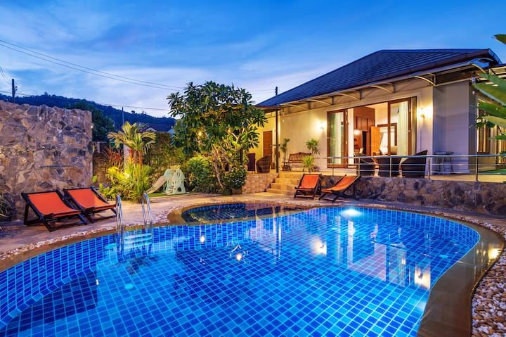 Ao Nang SERENE private pool villa