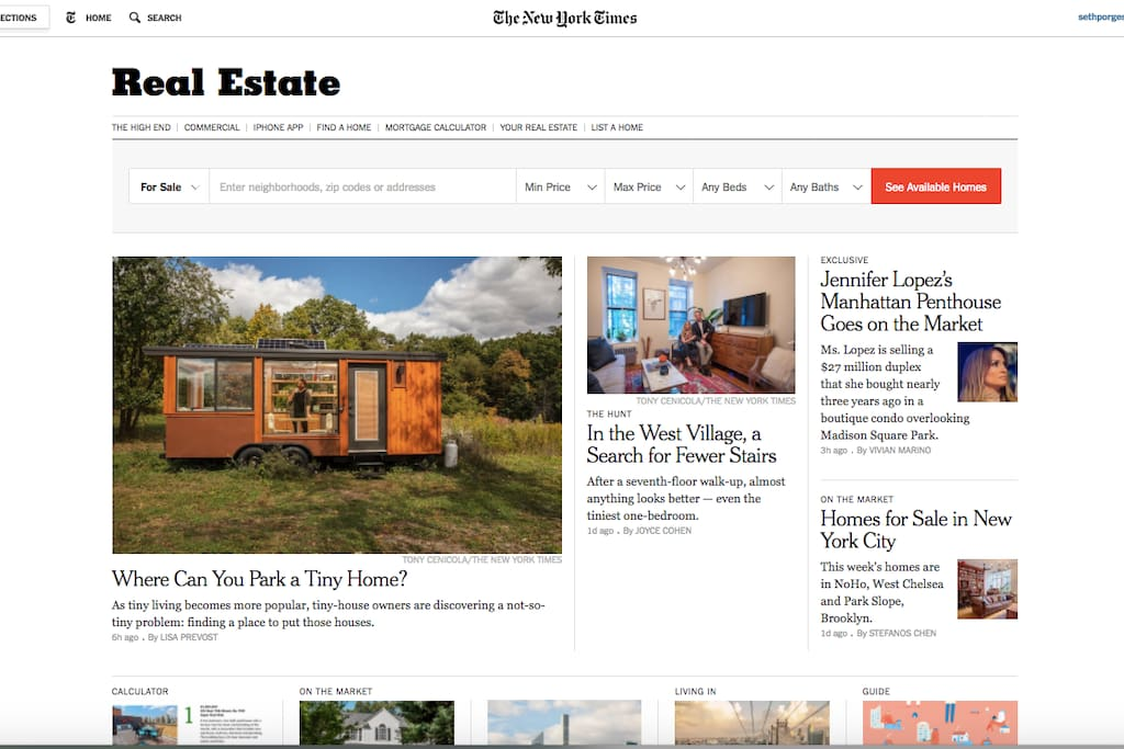 As featured in The New York Times!