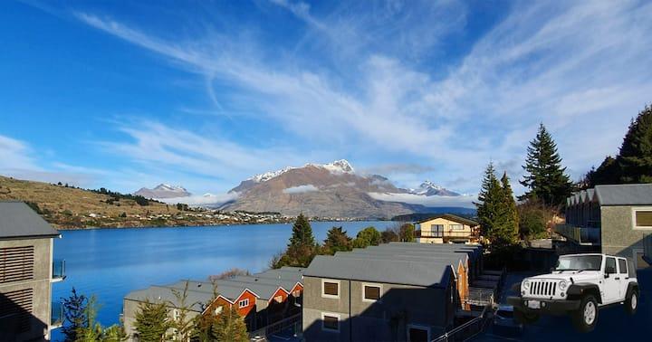 Lakefront Living - 4 Bedrm Apartmt Alpine Village