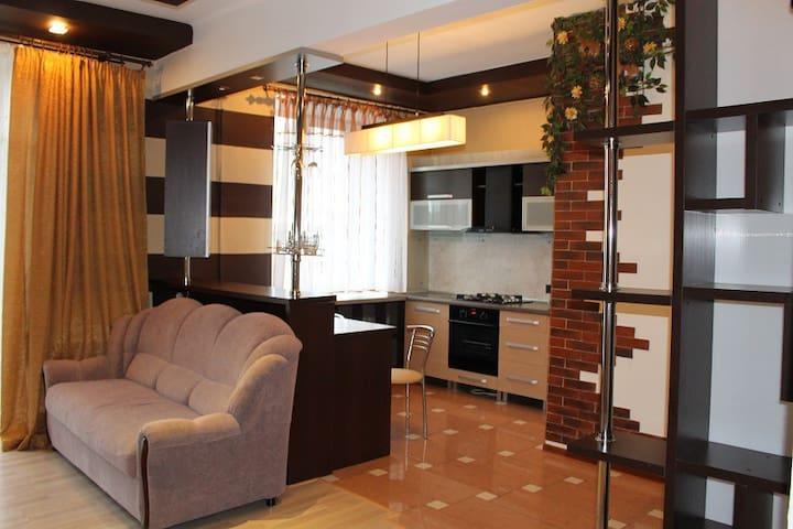 Современные апартаменты в центре Могилева - Mogilev - Servicelägenhet