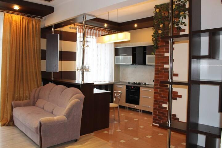 Современные апартаменты в центре Могилева