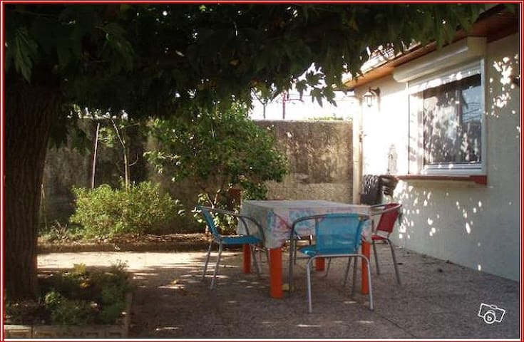 Appartement tout confort plus terrasse. - Beaumes-de-Venise - Apartment