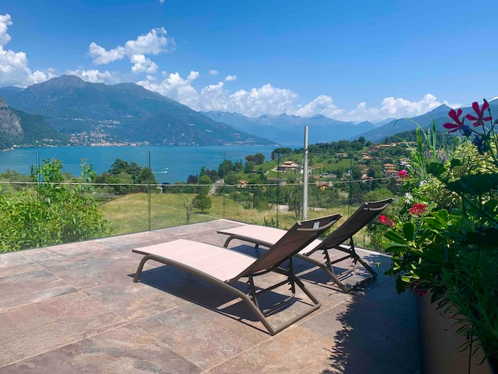 Superb LakeView Cottage in Bellagio
