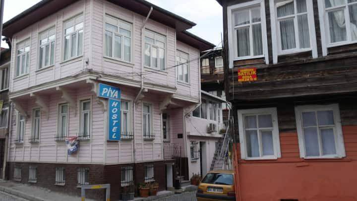 İstanbul'daki Eviniz