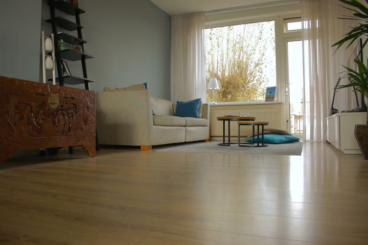 Haarlem, 2 floor apartment (Close to Amsterdam)