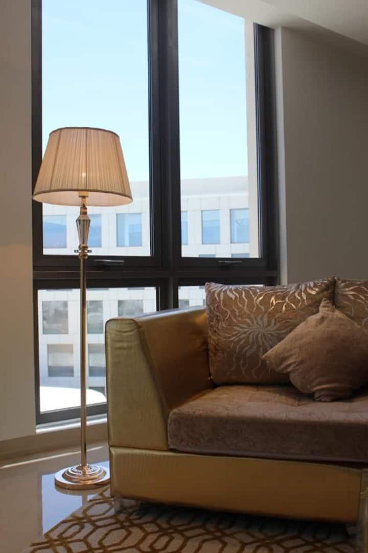 Primuim Muscat grand mall flat