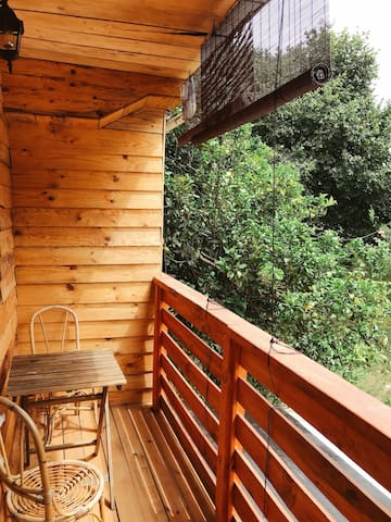 Sweetlittle balcon apartment close to Torrelavega