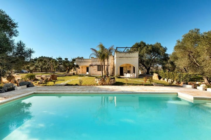 Villa Pietra&Sole with Private Pool