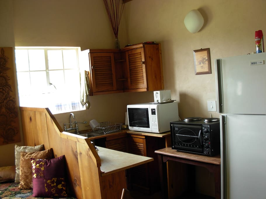 Kitchen in Hoep Hoep