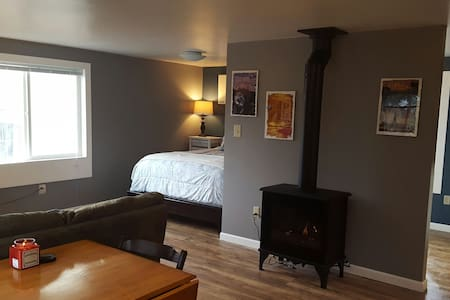 Newly remodeled trailhead apartment - Helena