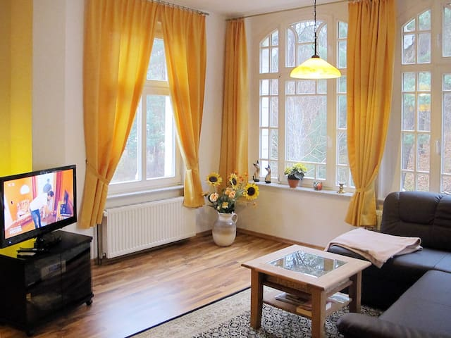 Apartment Haus Waldblume for 3 persons - Zempin