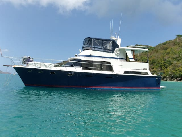 Grenadines Captain only X 4 guests  - Port Elizabeth Bequia - Barco