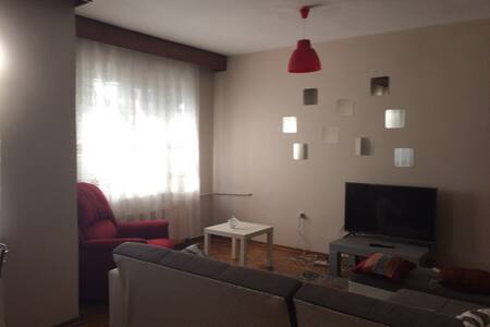 Spacious double accommodation near airport - Bahçelievler - Διαμέρισμα
