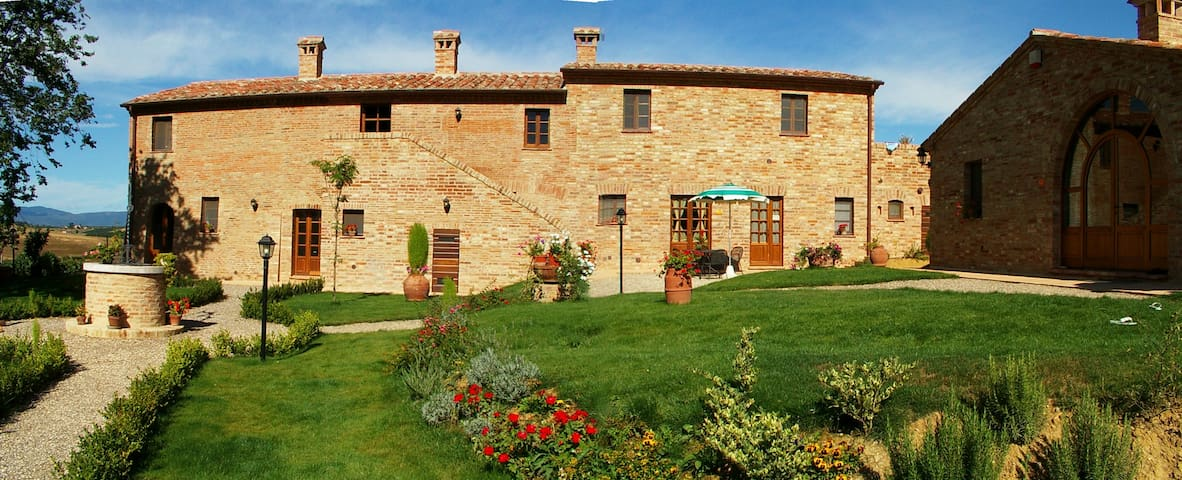 Apartments with Wi-Fi and Pool - Montepulciano - Huoneisto