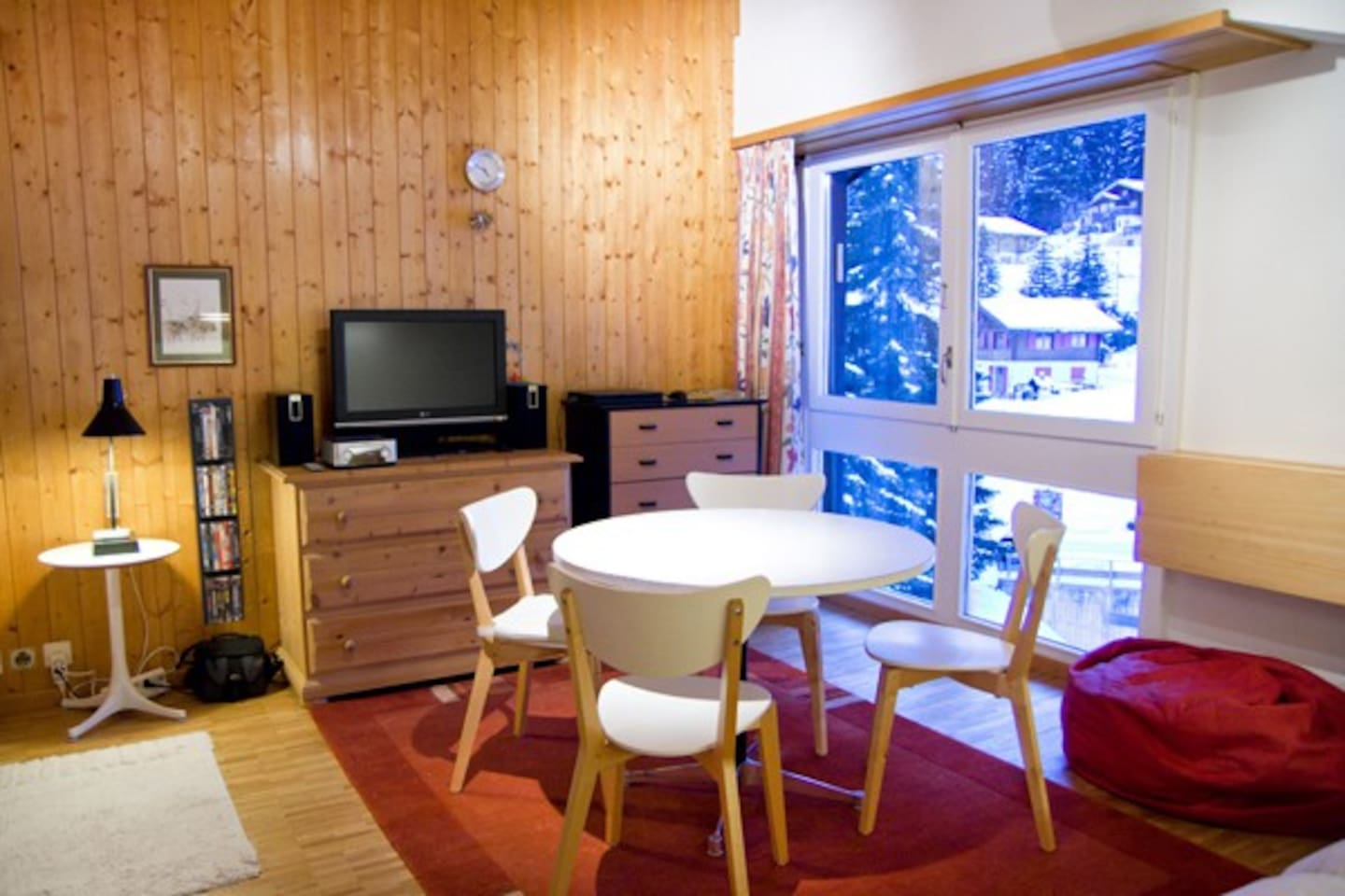 32m2 apartment in ski resort Anzere