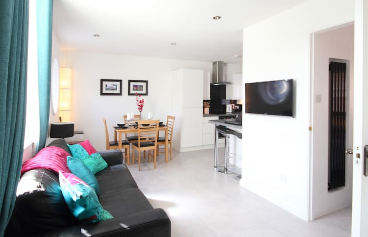 Belfast City Apartment