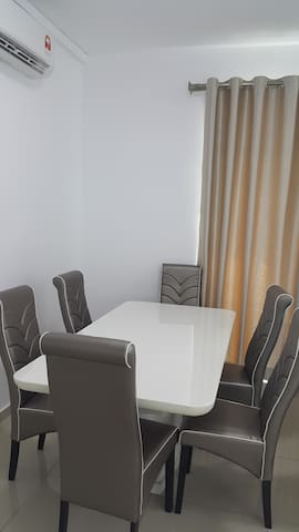 A single private room same level as 5 star hotel