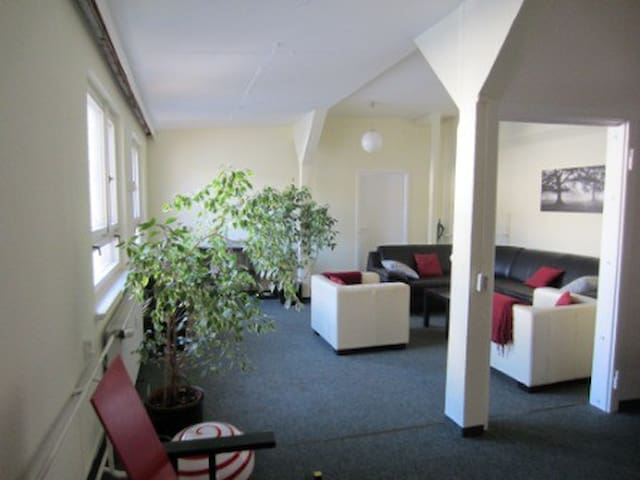 central B&B in Leipzig city - Leipzig - Apartmen