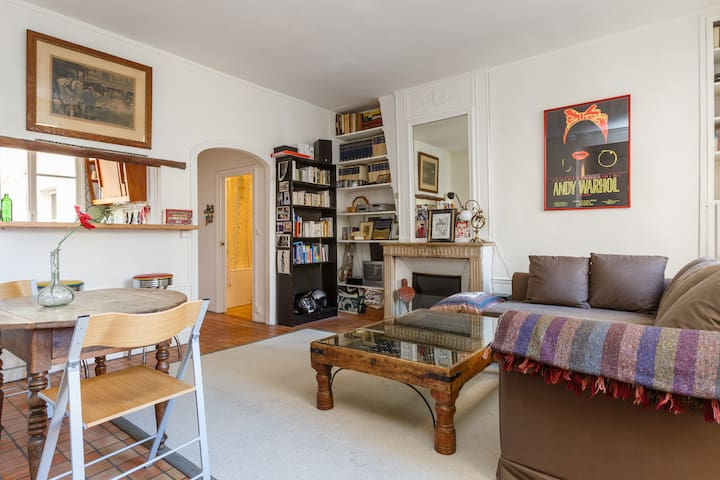 Charming & cosy Apt in St Germain-des-Prés