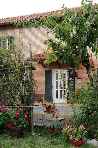 Appartamento in cascina nel verde - Alessandria - Huoneisto