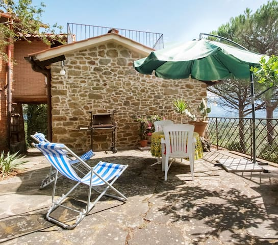 Romantic private peaceful, Florence - Incisa in Val d'Arno - Apartamento