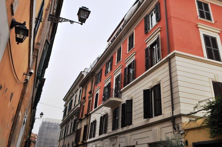 Flatinrome Trastevere G
