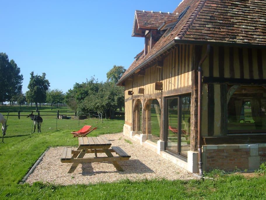Maison de campagne en normandie houses for rent in - Maison de campagne normandie ...